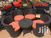 Crafted Plastic Reeds Chairs With Center Table | Furniture for sale in Central Region, Kampala