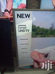 Brand New Boxed Samsung Curved Smart   TV & DVD Equipment for sale in Central Region, Kampala