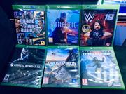 Xbox One Games   Video Games for sale in Central Region, Kampala