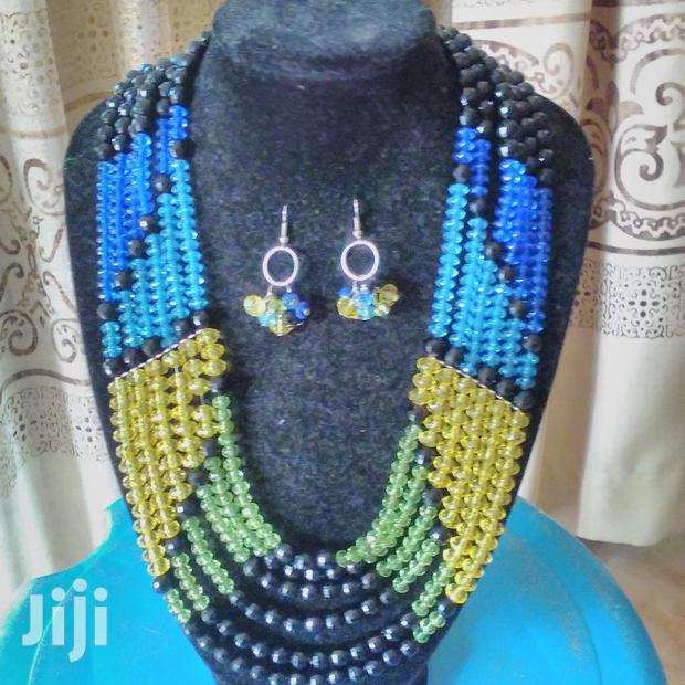 Archive: Necklace With Mixed Colours
