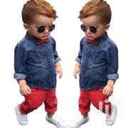 Boys Twopiece Set | Children's Clothing for sale in Central Region, Kampala