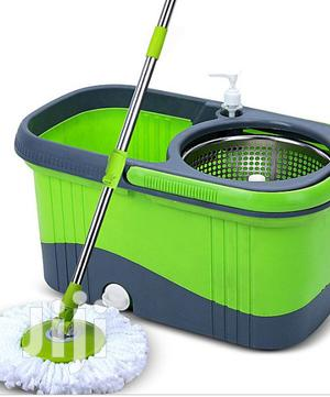 Bucket Mop With Spinning Handle