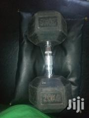20 Kg Dumbell | Sports Equipment for sale in Central Region, Kampala