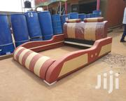Master Leather Bed | Furniture for sale in Central Region, Kampala