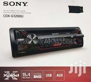 Original Sony Car Radio CDX 1200 | Vehicle Parts & Accessories for sale in Central Region, Kampala