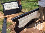 Ready To Take 5*6 Dutch Style Bed | Furniture for sale in Central Region, Kampala