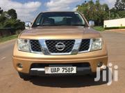 Nissan Navara 2008 Gold | Cars for sale in Central Region, Mukono