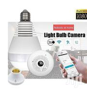 Smart Hidden Bulb Camera With Wifi | Photo & Video Cameras for sale in Central Region, Kampala