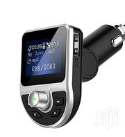 Bt39 Large Screen Car Mp3 Car Charger | Vehicle Parts & Accessories for sale in Central Region, Kampala
