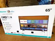 Hisense Smart UHD 4K Brand New 65 Inches | TV & DVD Equipment for sale in Central Region, Kampala