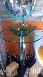 Glass Hand Wash Basin + Mirror | Home Accessories for sale in Central Region, Kampala