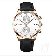 Men's Luxury Faux Leather Watch | Watches for sale in Central Region, Kampala
