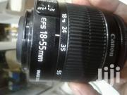 Canon Lens 18-55mm | Photo & Video Cameras for sale in Central Region, Kampala