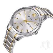 Men's Stainless Steel Analog Watch - Silver | Watches for sale in Central Region, Kampala