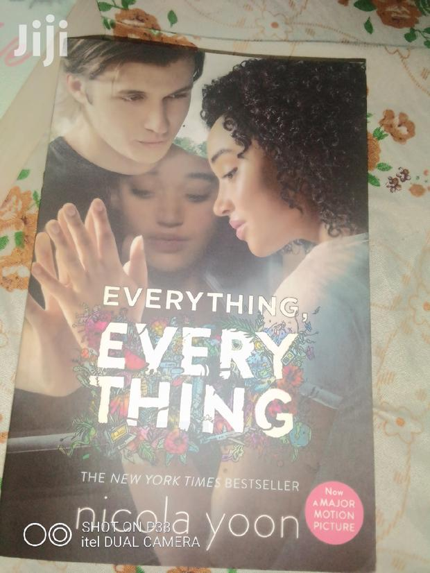 Archive: Book Everything, Everything