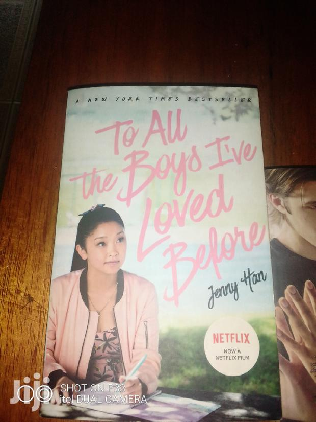 Archive: To All The Boys I've Loved Before