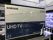 Samsung Tv 43inches Smart 4K | TV & DVD Equipment for sale in Central Region, Kampala
