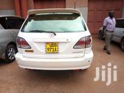 New Toyota Harrier 2001 White | Cars for sale in Central Region, Kampala