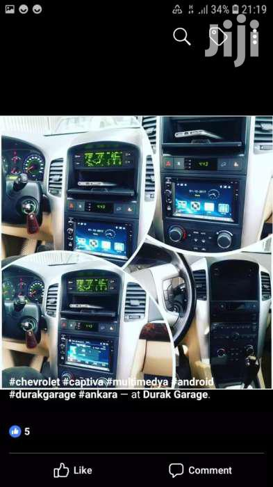 Car DVD Radio With Wide Screen