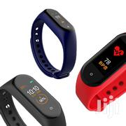Smart Bracelet Health Fitness Tracker Sports Wrist Band Smart Watch | Smart Watches & Trackers for sale in Central Region, Kampala