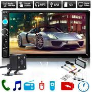7 Inches Hd Car Mp5 Player With Bluetooth Radio | Vehicle Parts & Accessories for sale in Central Region, Kampala