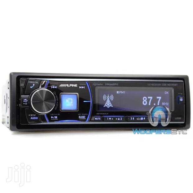 Bluetooth Car Radio