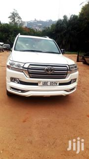 Toyota Land Cruiser 2018 White | Cars for sale in Central Region, Kampala