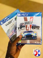 Vrally 4 PS4 Racing Rally Game With Split Screen | Video Game Consoles for sale in Central Region, Kampala