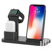 Apple 3in1 Wireless Charging iPhone Iwatch Airpods | Accessories for Mobile Phones & Tablets for sale in Central Region, Kampala