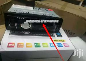 Car Single Radio With Flash And All FM