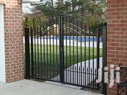Y080819 Wrought Iron Driveway Gates E | Doors for sale in Central Region, Kampala