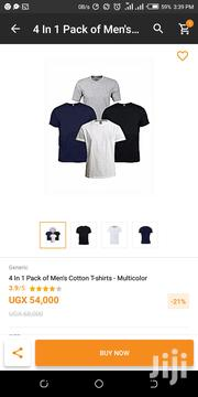 4 Pack of Designer T-Shirts | Clothing for sale in Central Region, Kampala