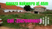 Gayaza Nakwero Nice Residential Plots on Sale at 45m | Land & Plots For Sale for sale in Central Region, Kampala