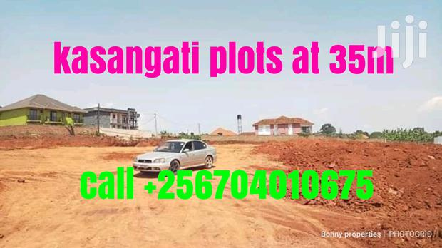 Residential Plots on Sale in Kasangati at 35m