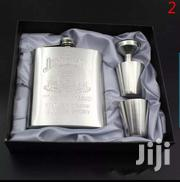 Portable Stainless Steel 7oz Hip Flask | Arts & Crafts for sale in Central Region, Kampala