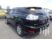 New Toyota Harrier 2008 Black   Cars for sale in Central Region, Kampala
