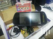 Rear View Screen With Camera | Vehicle Parts & Accessories for sale in Central Region, Kampala