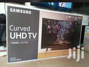 New Stock Samsung Curve Ultra Hd 4k Tvs 55 inches | TV & DVD Equipment for sale in Central Region, Kampala