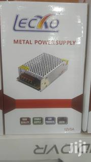 Power Supply 5 Amp | Cameras, Video Cameras & Accessories for sale in Central Region, Kampala