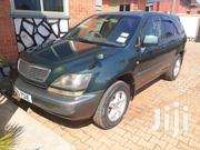 Toyota Harrier 2007 Green   Cars for sale in Central Region, Kampala
