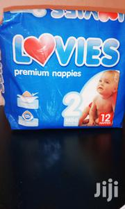 South African Made Lovies Premium Nappies (2kg to 6kgs) | Baby Care for sale in Central Region, Kampala