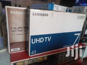 Samsung UHD Tv NU7100 43 Inches | TV & DVD Equipment for sale in Central Region, Kampala