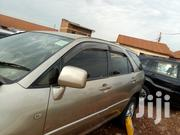 Toyota Harrier 2002 Gold   Cars for sale in Central Region, Kampala