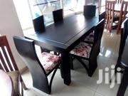 Black Luxury 6 Seater Dinning | Furniture for sale in Central Region, Kampala