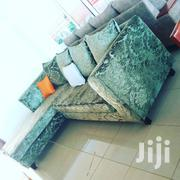 Green Floral Couch, for Sale | Furniture for sale in Central Region, Kampala