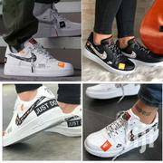 Air Force 1 White And Black Off White In All Sizes   Clothing for sale in Central Region, Kampala