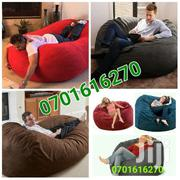 Comfy Beanbag Chairs Singles And Doubles | Furniture for sale in Western Region, Kisoro