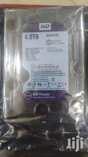 WD Purple Surveillace 4tb Hard Drive | Computer Hardware for sale in Central Region, Kampala