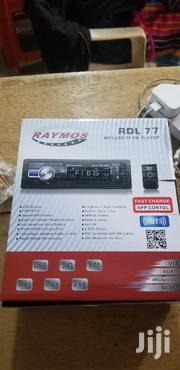 Rdl 77 Car Radio Bluetooth Player | Vehicle Parts & Accessories for sale in Central Region, Kampala