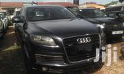 Audi Q7 2007 3.0 TDI Quattro Tiptronic Black | Cars for sale in Central Region, Kampala